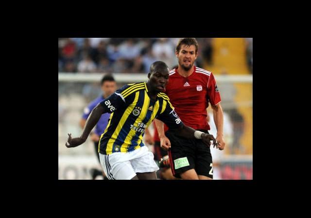 Fenerbahçe Sivas Virajında