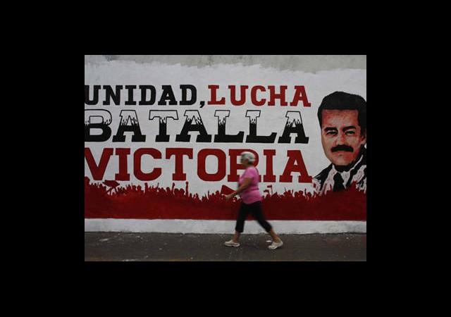 Chavez'den Sonra İlk Seçim