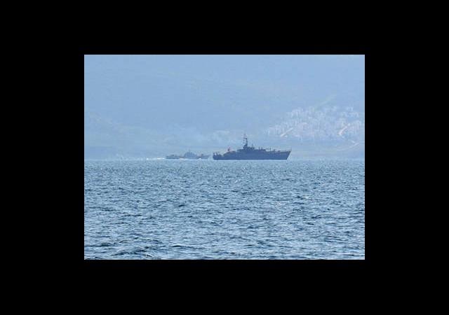Kayıp Balıkçıları Mayın Gemisi Arıyor