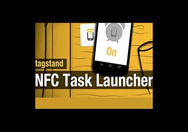 Günün Mobil Uygulaması: NFC Task Launcher