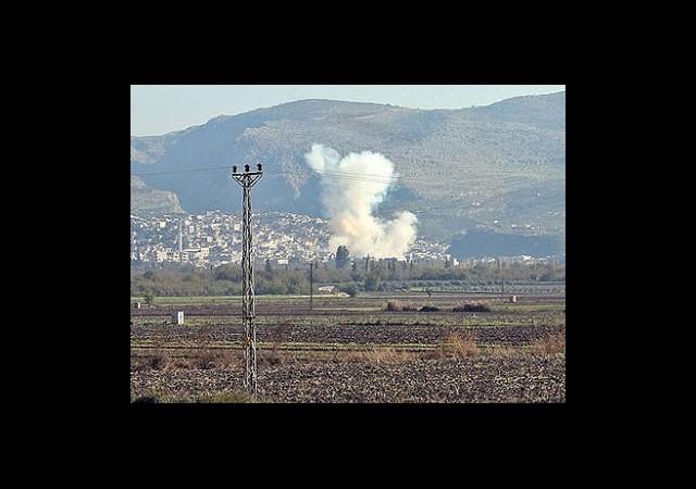 Şam Havaalanı Yolu Üzerinde Patlamalar