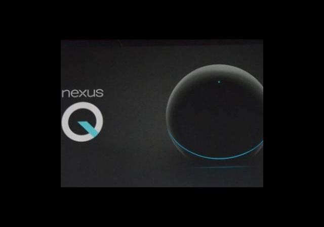 İşte Google'ın Yeni Eğlence Cihazı: Nexus Q