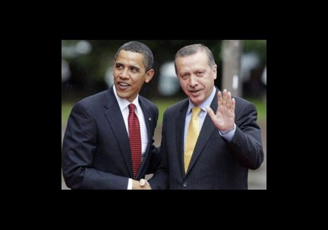 Erdoğan Obama İle Buluşuyor