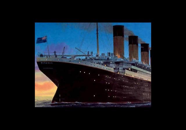 Titanik'in İkizi Geliyor