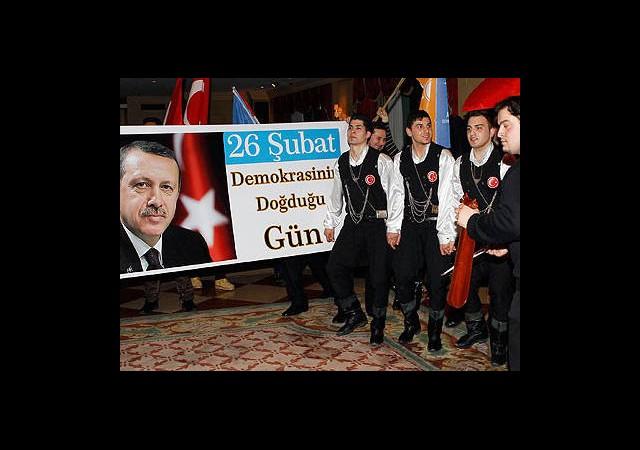 Başbakan Erdoğan Viyana'da