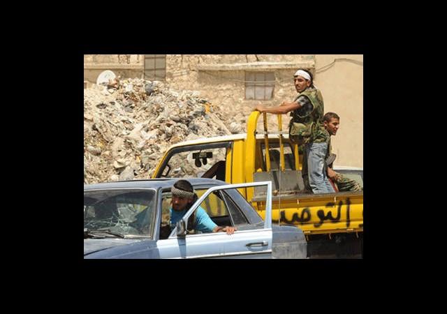 Suriye'de Ölü Sayısı 176'ya Yükseldi