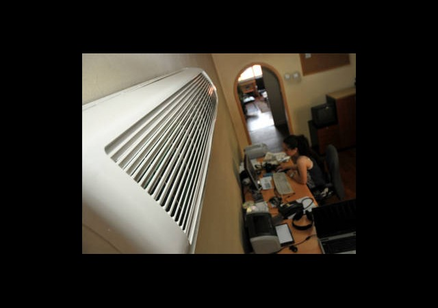 Sıcaklar Klimacılara Yaradı