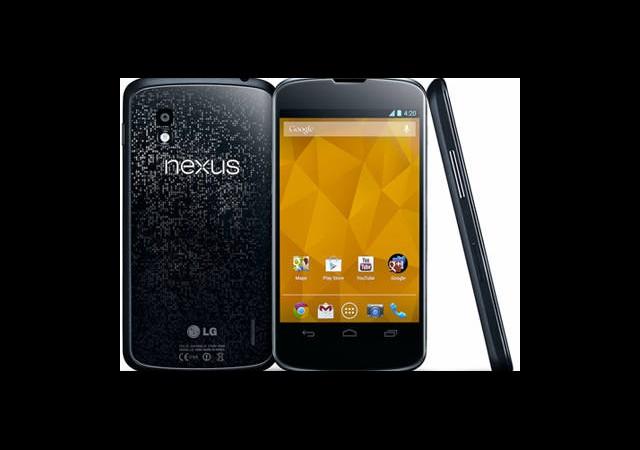 Günün Dedikodusu: 32 GB'lık Nexus 4 Duyurulabilir