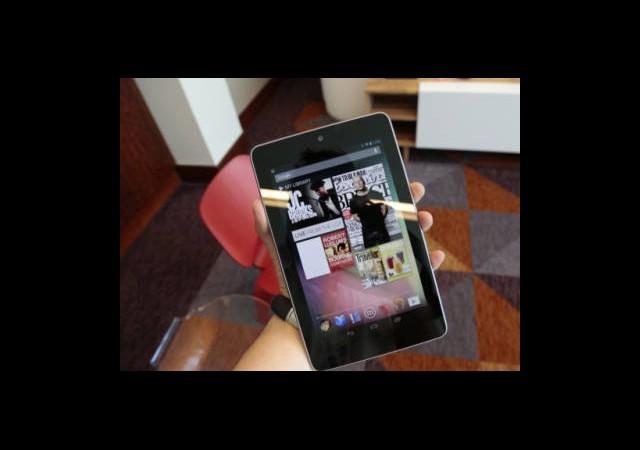 Google ve Asus Tablet PC'yi Yeniden Yarttı!