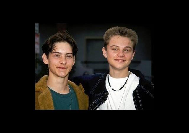Leonardo DiCaprio'nun Gençlik Fotoğrafları Ortaya Çıktı!