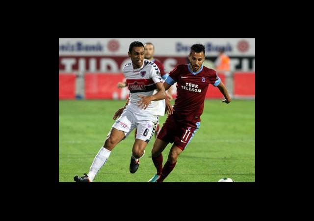 Trabzonspor İlk Kez Tam kadro