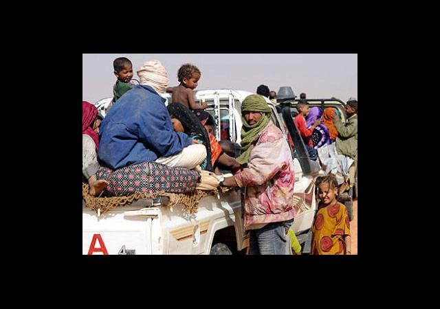 Mali'de İnsani Risk Artıyor