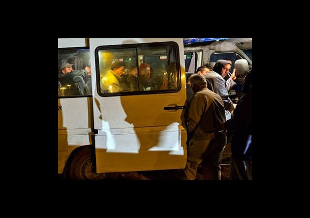 İsrail'in Otobüs Uygulaması Irkçılık