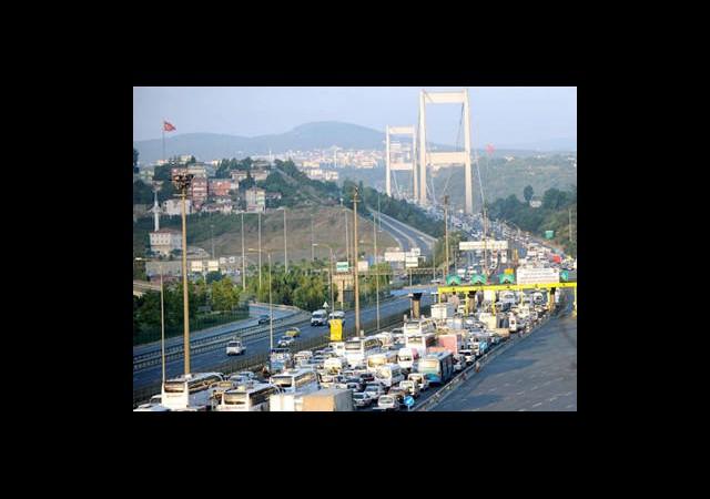 Bakan Yıldırım: Köprüdeki Çalışma 30 Ağustos'ta Bitecek