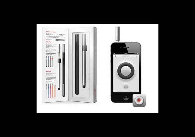 Smart Dot: iPhone için Lazer İşaretçi