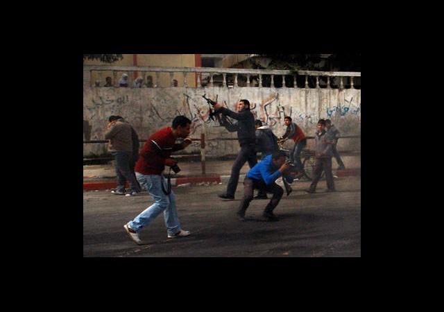 Filistin'de Sular Durulmuyor