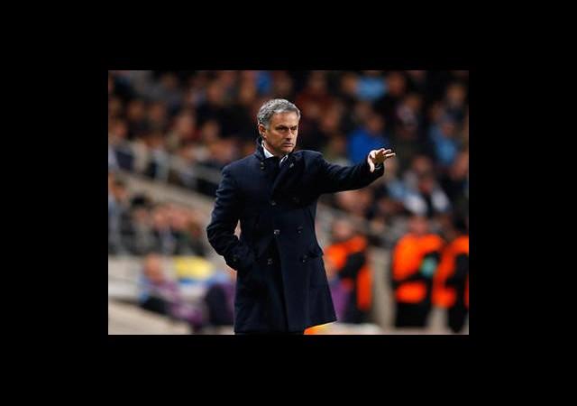Mourinho'dan Ferguson'a Övgü