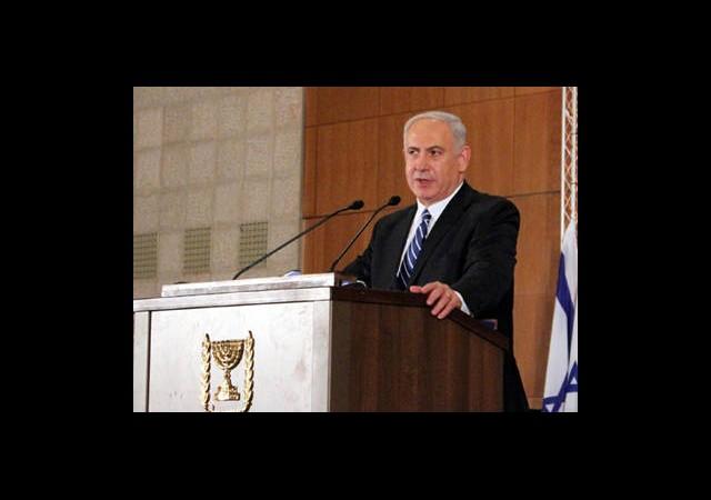 Netanyahu'dan Türkiye'ye Zeytin Dalı