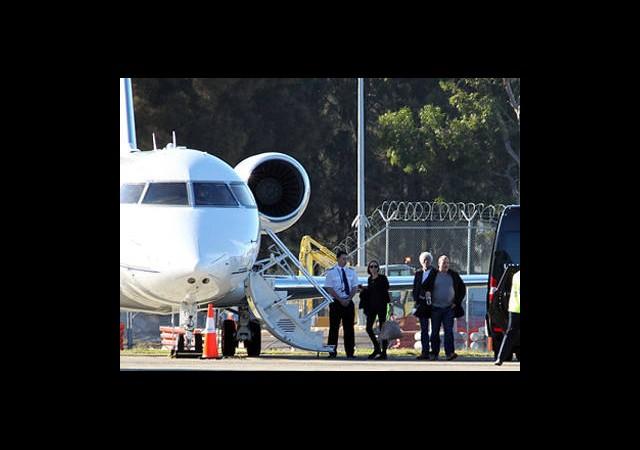 Jolie Jet Hızıyla Yaşıyor