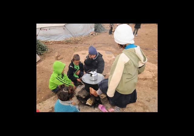 UNICEF'ten Suriye Çağrısı
