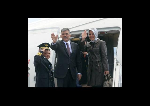 Cumhurbaşkanı Gül Hollanda'da