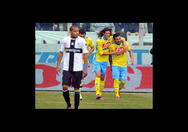 Napoli Juve ile Farkı 3'e İndirdi