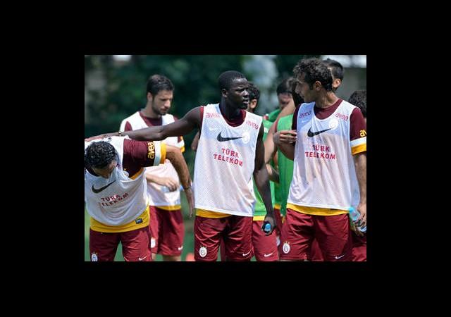 Galatasaray'ın Hazırlık Maçı Programı