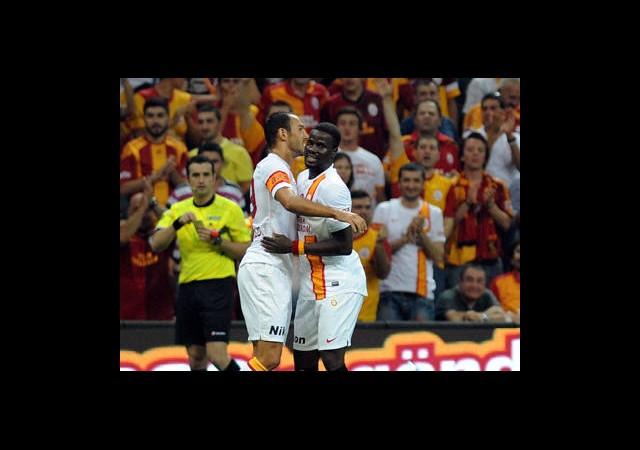 Galatasaray:1 Fiorentina:0