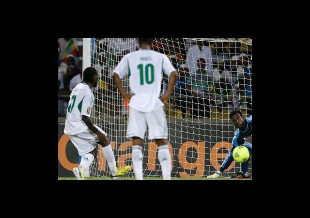 Nijerya Gruptan Çıktı