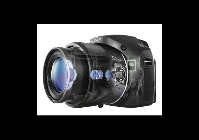 Sony Cyber-Shot DSC HX300 İnceleme