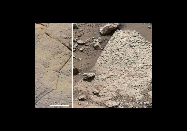 Mars'ta Hayat Var Mıydı?