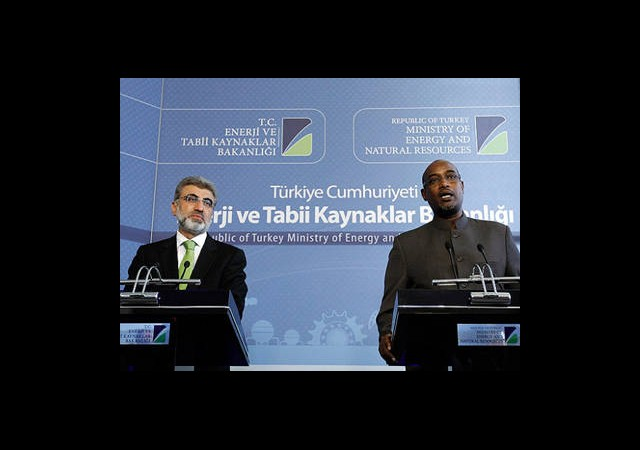 Türkiye'den Cibuti'ye Enerji Desteği