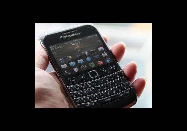 Dokunmatik Ekranlı Yeni Blackberry Türkiye'de