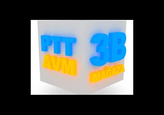 e-PTT AVM ile PTT Güvencesiyle 3B Alışveriş
