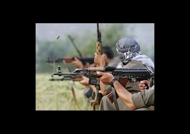 PKK'ya Silah Takviyesi Yapın