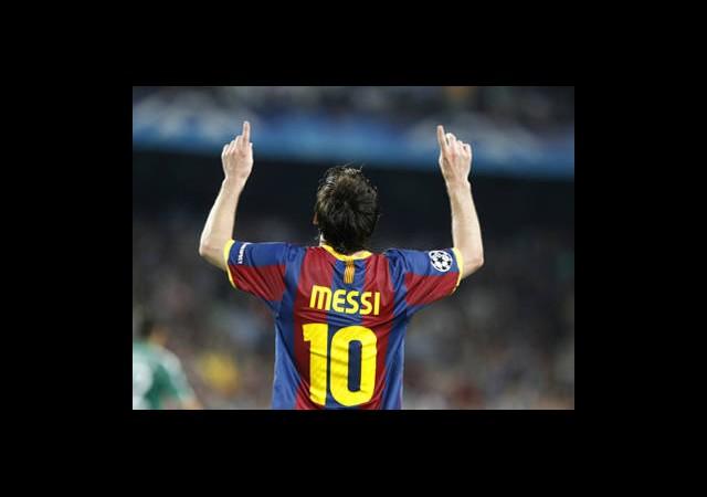 Messi İsyancı Çıktı