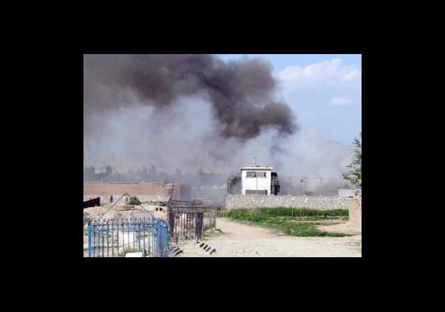 Taliban'dan 'Burka'lı Saldırı