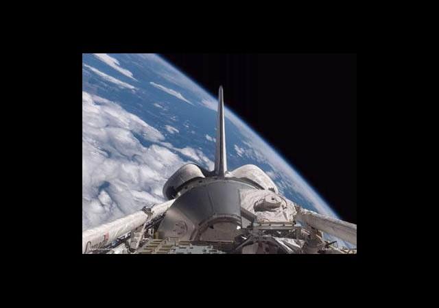 THK'nın Hedefi Uzay Gemisi
