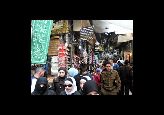 AB'den Suriye'ye Lüks Yaptırımı