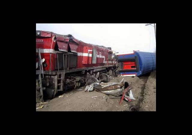 Tren Kazasında Şok Rapor
