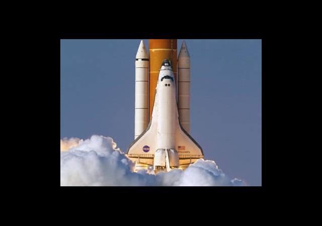 Uzay mekiği Discovery Son Yolculuğuna Başladı