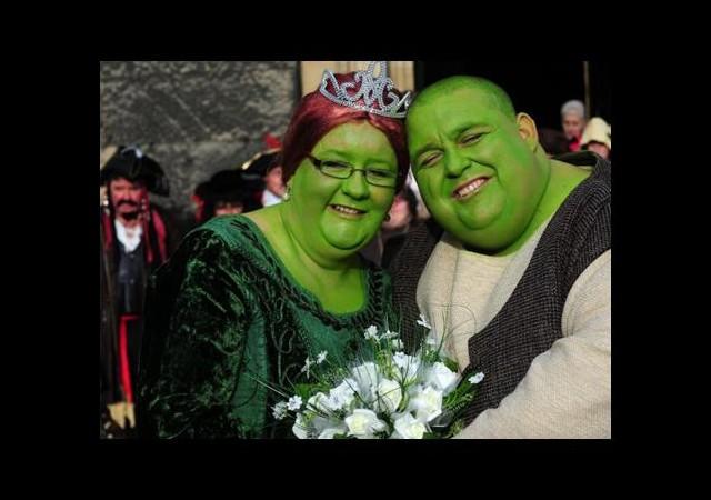 Shrek Filmi Gerçek Oldu!