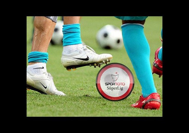 Spor Toto Süper Lig'de 17 günlük hasret bitiyor