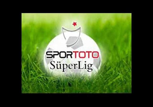 Süper Lig maçları toplu sonuçları
