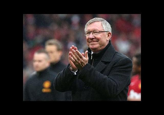 Alex Ferguson'a 'elçilik' yaradı