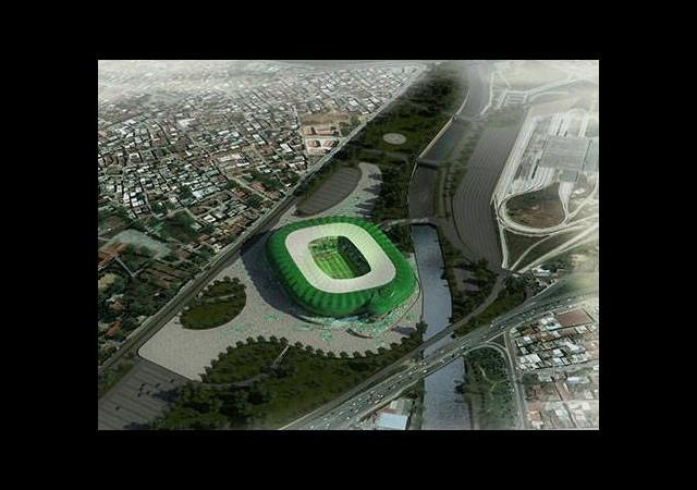 'Timsah Arena Stadı' Bursaspor Kulübüne devredildi