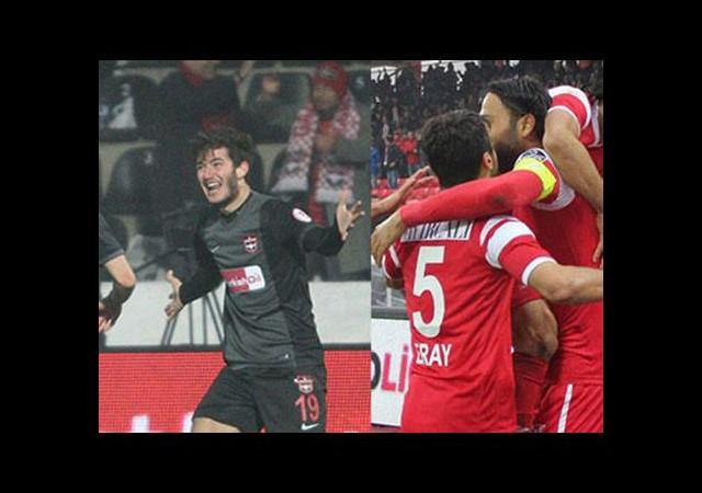 Süper Lig'de bir ilk!