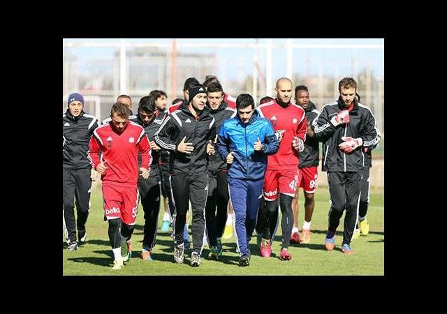 Sivasspor'da Gençlerbirliği mesaisi başladı