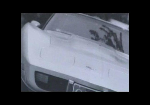 Çalınan arabası 33 yıl sonra bulundu
