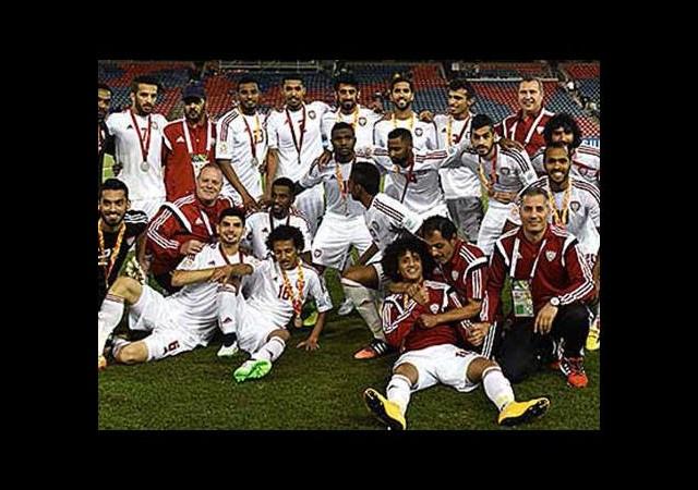 Asya Kupasının üçüncüsü Birleşik Arap Emirlikleri oldu